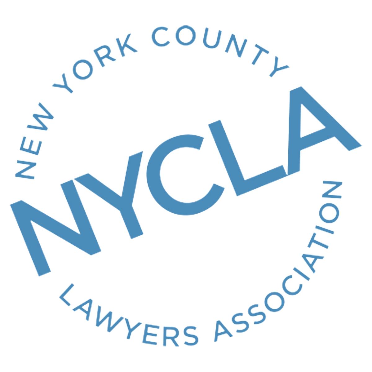 New York County Lawyers Association (NYCLA) Logo